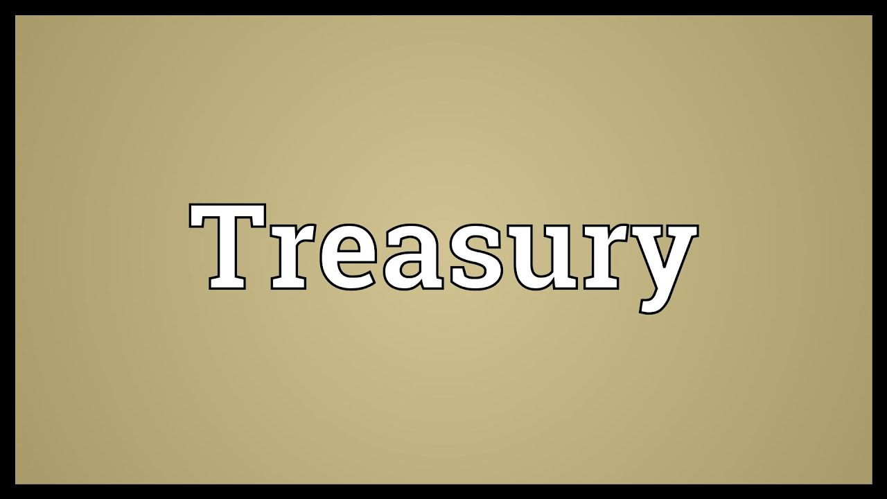 Image result for Treasury