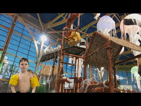 Аквапарк H2O Ростов на Дону Цены и аттракционы Зона для детей Горки Бассейны