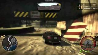 Need for Speed Most Wanted 2005 - Challenge Series #31 - Tollbooth Time Trial