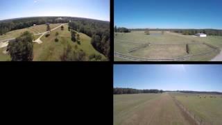 Flying W - Aerial Mosaic