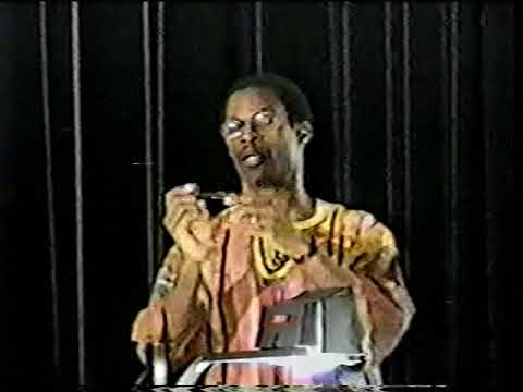 Dr. Laila Afrika: The Energy Science of the Ankh