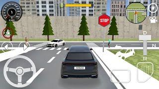 Driving School 3D Simulator - Luxury SUV Car Driving - Car Games Android iOS Gameplay screenshot 2