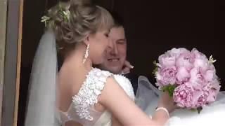 Димкина свадьба - празднование у ЗАГСа после росписи