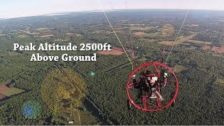 Paramotor Paragliding Chase Cam by Para-Normal PPG NEW