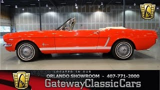 1965 Ford Mustang Gateway Classic Cars Orlando #247