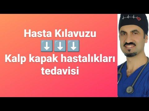 KALP KAPAK HASTALIKLARI (BİLMENİZ GEREKENLER) - PROF DR AHMET KARABULUT