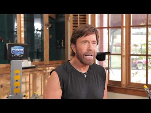 Chuck Norris talks about his first time training with the Gracies