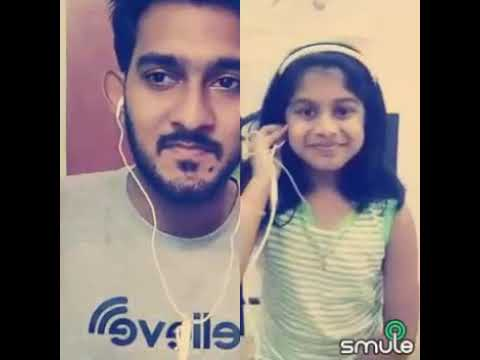 Minungum Minnaminunge SONG by Cute Nedhya Binu & Yadhu
