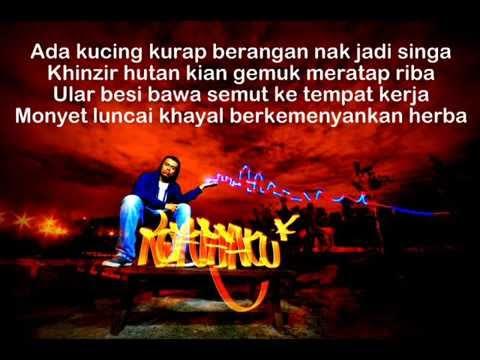 Altimet feat. Salam & Aman-RA - Belantara Konkrit (Lirik)