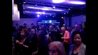Sajany Music & Events @ The Entertainers @ 10 jaar AJO DANSA in de Bilt.