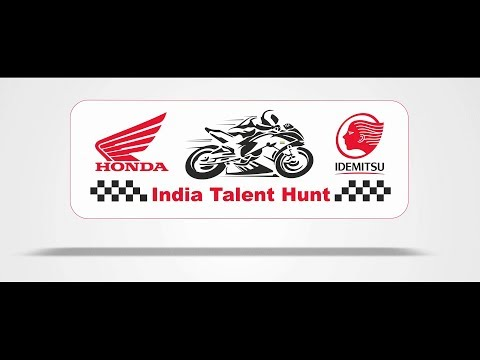 Idemitsu Honda Racing India Talent Hunt