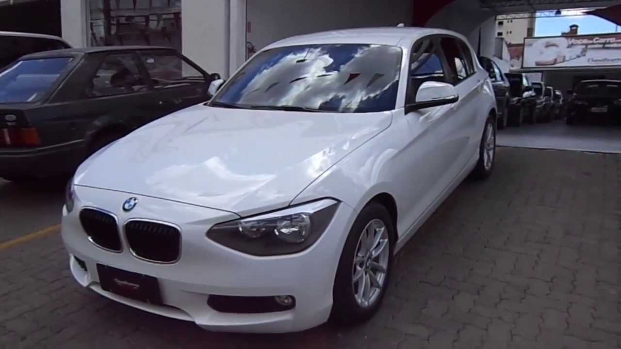 bmw 118i turbo 1 6 16v autom tico 5p 2012 youtube. Black Bedroom Furniture Sets. Home Design Ideas