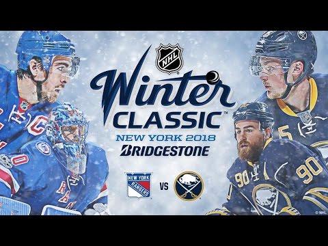 NHL News - 2018 Winter Classic Details