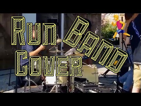 Foo Fighters - Run - Band Cover