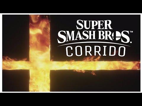 Super Smash Bros CORRIDO Ultimate