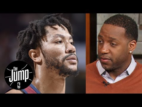 Tracy McGrady feels bad for Derrick Rose | The Jump | ESPN