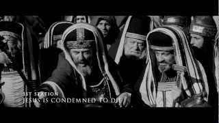 1st Station - Jesus is Condemned to Die