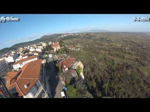 Πτήση με parapent πάνω από την Έδεσσα