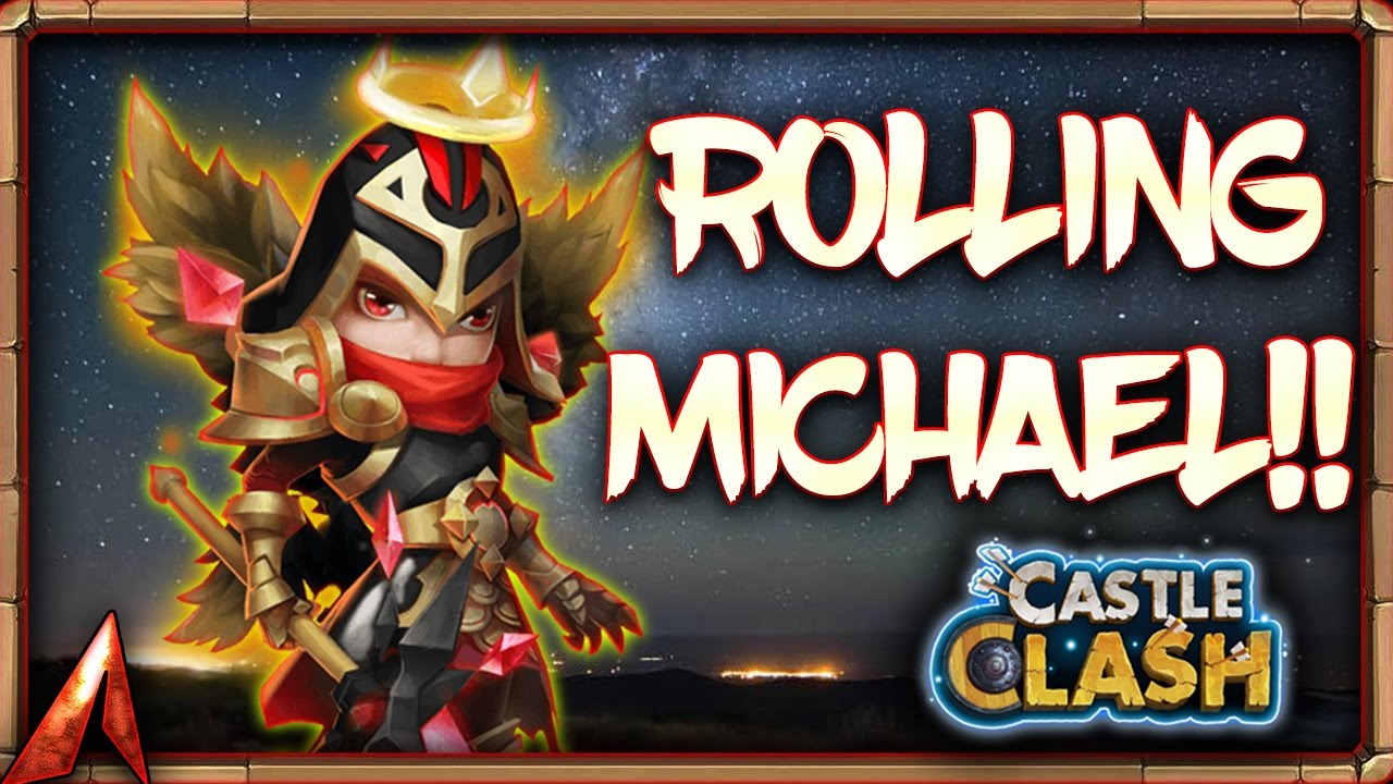castle clash michael