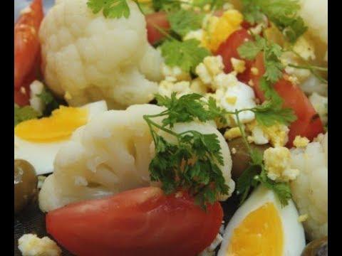 Africain BIO & Nutrition ( salade de chou fleur) #12