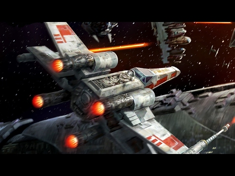 Rogue Squadron 2 - Death Star - Strike at the Core | Ultra HD