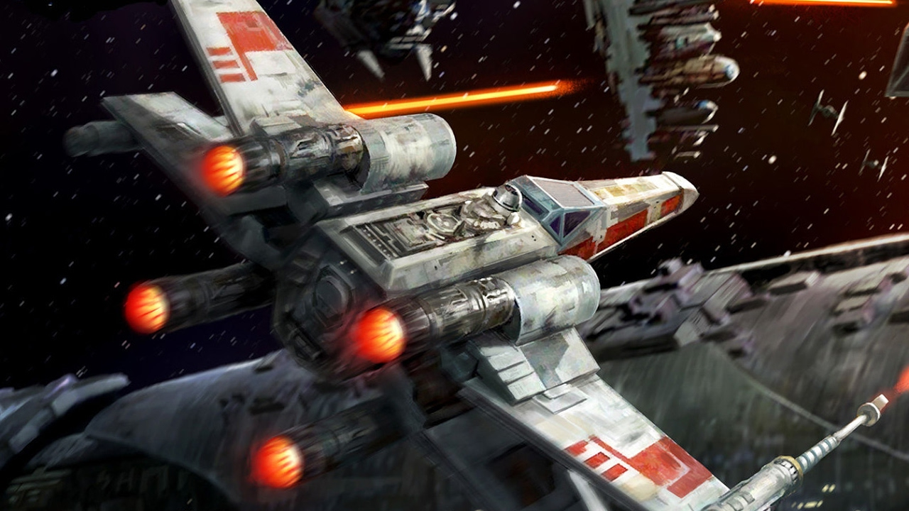 Rogue Squadron 2 - Death Star - Strike at the Core   Ultra