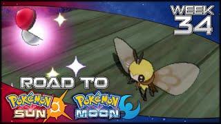 road to pokemon sun moon week 34 9 6 trailer analysis cutiefly evolution
