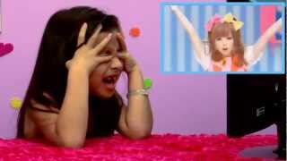 美國小孩看日本流行歌(PONPONPON) - KIDS REACT TO PONPONPON (中文字幕 Chinese subtitles)