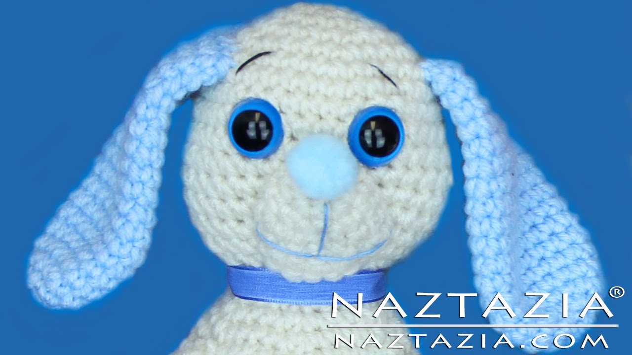 DIY Learn How to Crochet Dog Pup Puppy Doggy Toy Amigurumi Stuffed ...