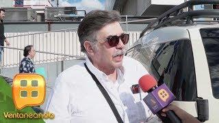 ¡EN SHOCK! Jorge Ortiz de Pinedo admite que la muerte de José José fue un duro golpe. | Ventaneando