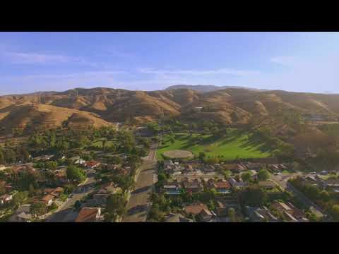 25695 Allen Way, Loma Linda, Ca 92354 Aerial Video Fly Away