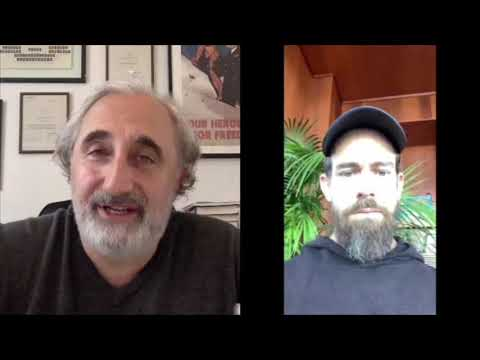 My Chat with Twitter Co-Founder Jack Dorsey (THE SAAD TRUTH_843)