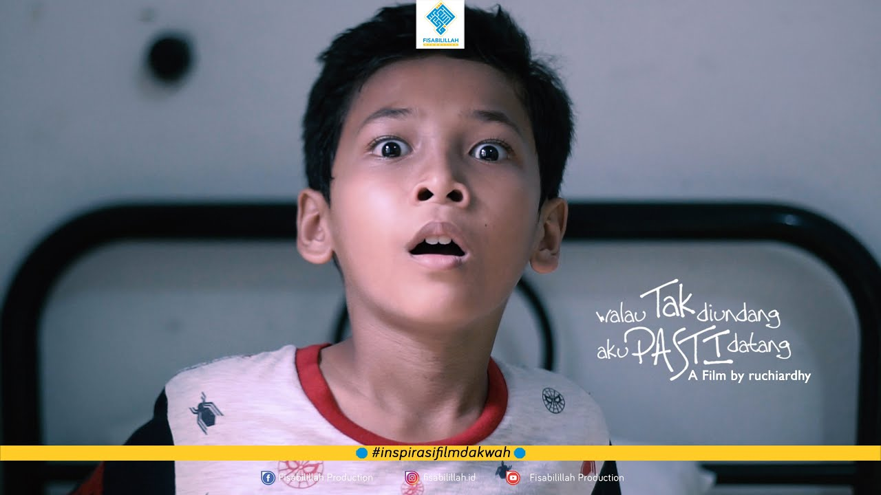 Walau Tak Diundang Aku Pasti Datang | Short Film (2019)