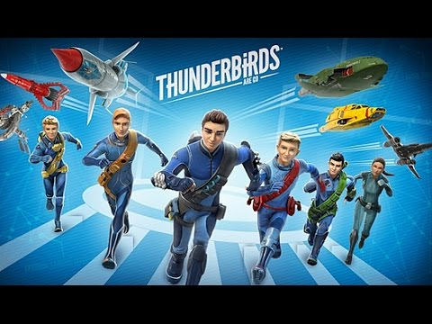 Thunderbirds Are Go Team Rush - Android Gameplay HD