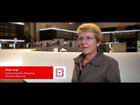 Nachgefragt: Anleger-Interview mit Edda Vogt, Börse Frankfurt (Folge 1)