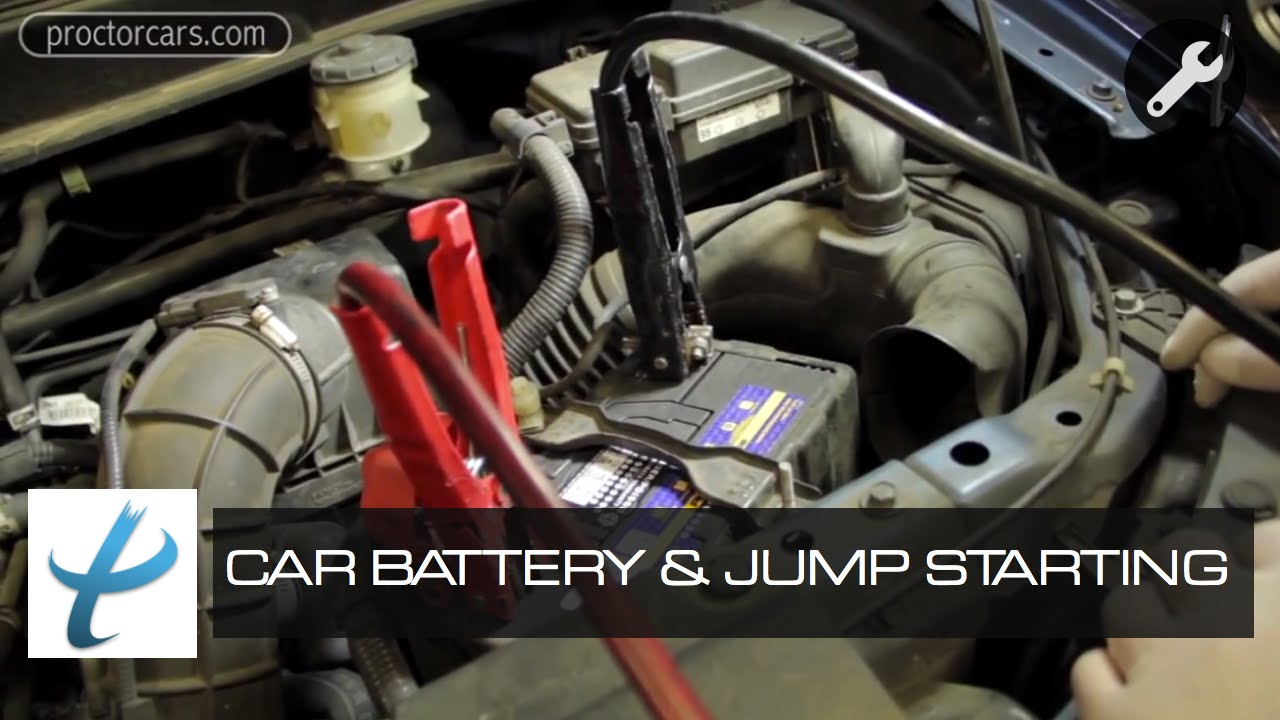 How Long Does A Car Battery Last >> How Long Do Car Batteries Last How To Jump A Car Battery Youtube