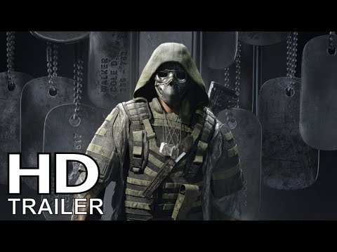 GHOST RECON BREAKPOINT Live Action Trailer (2019)