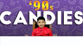 Indian Kids Try 90s Candies