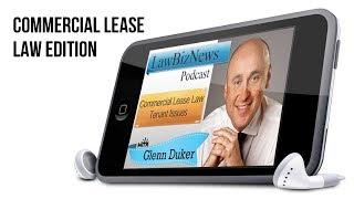 Glenn Duker Commercial Lease Tenant Rights Victoria