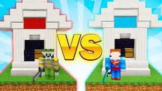 Minecraft Zamki - KOSHI vs MWK!!