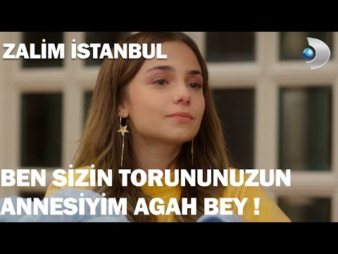 Agah Bey Duruma El Attı! - Zalim İstanbul 36.Bölüm