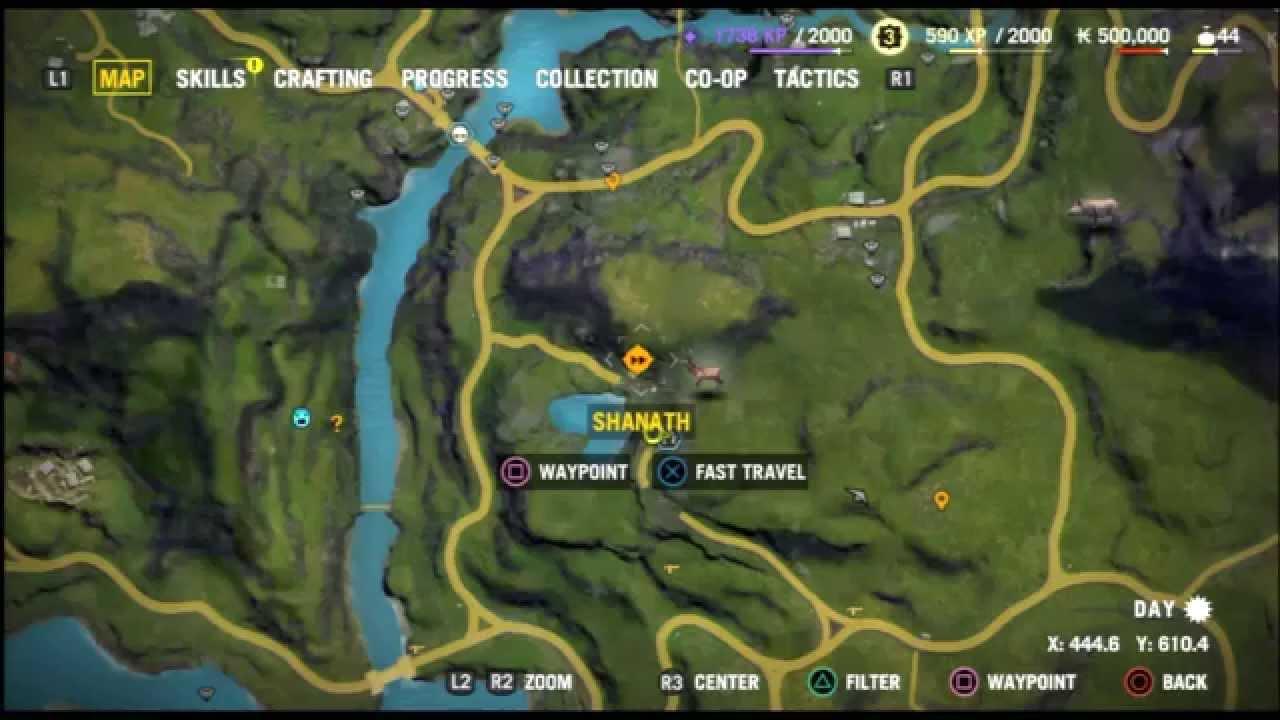 Far Cry 4 Arena Rang 10