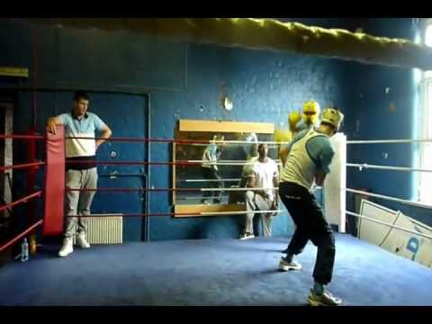 Collyhurst and Moston Sparring Session September 2012