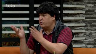 ویژه برنامه عیدی بامداد خوش - صحبت ها با سلیم شاهین فلم ساز و هنرمند مشهور کشور