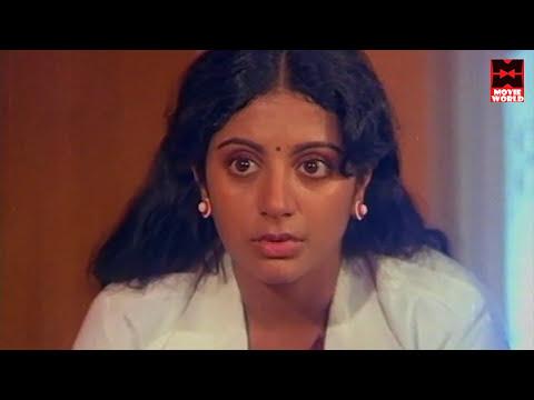 Shakthi Malayalam Movie   Scenes   Sreevidya Revealing Family History   Jayan   Sreevidya thumbnail