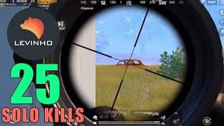 200 IQ Ending   25 Kills Vs Squad   PUBG Mobile