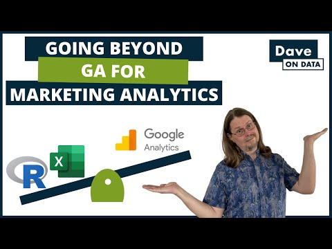 Going Beyond Google Analytics for Marketing Analytics