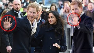 Palm reading expert says Prince Harry loves Meghan Markle because of THIS
