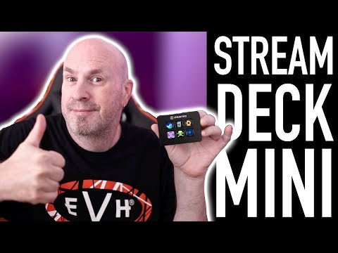 A Cool Tool In Your Toolbox -The Stream Deck Mini