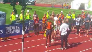 Asics Stockholm Marathon 2018 - Lawi Kiptui